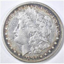 1894-S MORGAN DOLLAR XF