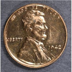 1942 LINCOLN GEM PROOF
