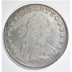 1803 DRAPED BUST DOLLAR VF