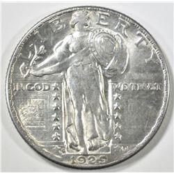 1929-D STANDING LIBERTY QUARTER CH BU