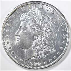 1890-CC MORGAN DOLLAR BU