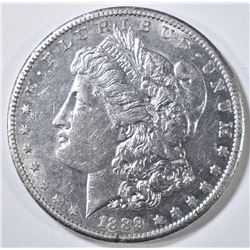 1889-S MORGAN DOLLAR BU