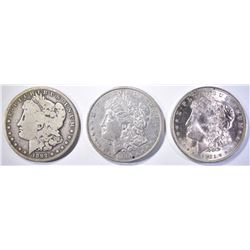 MORGAN DOLLAR LOT