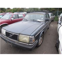 1988 Volvo 244