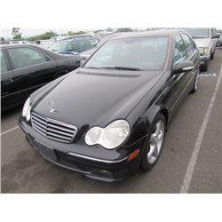 2005 Mercedes-Benz C230