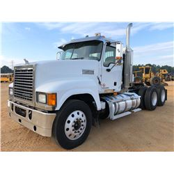 2016 MACK CHU613 TRUCK TRACTOR, VIN/SN:1M1AN07Y0GM021175 - T/A, 505 HP MACK MP8 ENGINE, MACK M-DRIVE