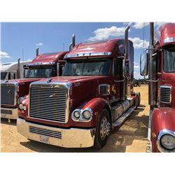 2016 FREIGHTLINER CORONADO TRUCK TRACTOR, VIN/SN:3ALXFB000GDHK1632 - GLIDER KIT, T/A, S60 DETROIT DI