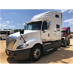 2016 INTERNATIONAL PROSTAR TRUCK TRACTOR, VIN/SN:3HSDJAPR8GN290053 - T/A, 450HP CUMMINS ISX-15 ENGIN