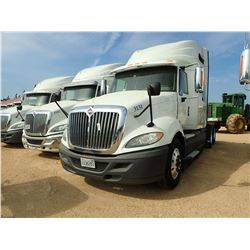 2016 INTERNATIONAL PROSTAR TRUCK TRACTOR, VIN/SN:3HSDJAPR2GN290047 - T/A, 450HP CUMMINS ISX-15 ENGIN