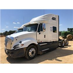 2016 INTERNATIONAL PROSTAR TRUCK TRACTOR, VIN/SN:3HSDJAPR4GN290051 - T/A, 450HP CUMMINS ISX-15 ENGIN