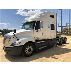 2016 INTERNATIONAL PROSTAR TRUCK TRACTOR, VIN/SN:3HSDJAPRXGN290054 - T/A, 450HP CUMMINS ISX-15 ENGIN