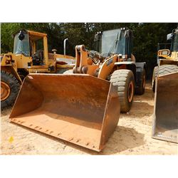 2014 CASE 921F WHEEL LOADER, VIN/SN:NDF230016 - BUCKET, LOAD RITE FORCE SCALE SYSTEM, RIDE CONTROL,