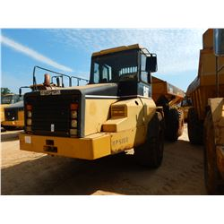 CAT D250E II ARTICULATED DUMP, VIN/SN:4PS00169 - CAB, AC, 23.5R25 TIRES, METER READING 15,825 HOURS