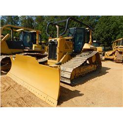 2015 CAT D6N LGP CRAWLER TRACTOR, VIN/SN:PBA02600 - 6 WAY BLADE, DIFF STEER, SYSTEM 1 U/C