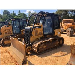 2016 CAT D5K2 XL CRAWLER TRACTOR, VIN/SN:KWW00219 - 6 WAY BLADE, CAT PA42-82VE WINCH, CAB, A/C, SWEE