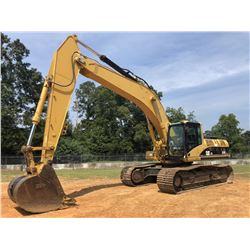 "2005 CAT 330CL HYDRAULIC EXCAVATOR, VIN/SN:DKY02922 - 12' 6"" STICK, 48"" BUCKET, CAB, A/C, METER READ"