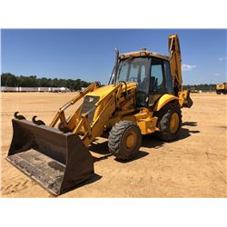 2000 JCB 215E SERIES 3 LOADER BACKHOE, VIN/SN:0490719 - 4X4, BUCKET, CAB, A/C (COUNTY OWNED)