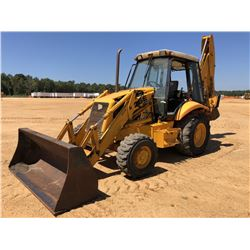 1999 JCB 215E SERIES 3 LOADER BACKHOE, VIN/SN:0476828 - 4X4, BUCKET, CAB, A/C (COUNTY OWNED)