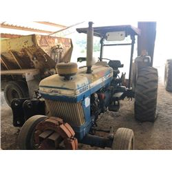 FORD 6610 FARM TRACTOR, VIN/SN:BB54215 - 3 PTH, PTO, 16.9.30 REAR TIRES (COUNTY OWNED) (SOLD ABSENTE