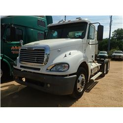 2007 FREIGHTLINER TRUCK TRACTOR, VIN/SN:1FVJA6CK07LY28360 - T/A, 515HP DETROIT S60 ENGINE, 10 SPEED