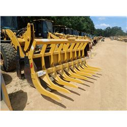 SOLESBEE'S 9630 RR STACKING RAKE, S/N 108576 (UNUSED TO FIT ANY FUSION COUPLER)