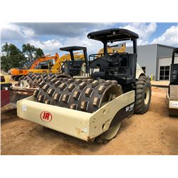 """2005 INGERSOLL-RAND SD116F TF ROLLER, VIN/SN:180910 - VIBRATORY, 84"""" PADFOOT DRUM, CANOPY"""