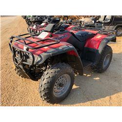 2002 HONDA RANCHER ATV, VIN/SN:478TE240S24200043 - 4X4, GAS ENGINE