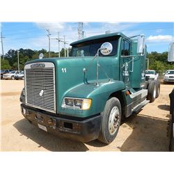 1994 FREIGHTLINER TRUCK TRACTOR, VIN/SN:1FUYDEDB4RP586456 - T/A, 350HP CAT DIESEL ENGINE, 10 SPEED T