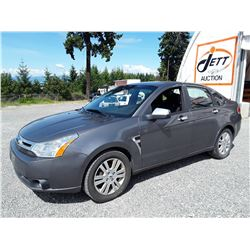 J2 --  2009 FORD FOCUS , Grey , 212505  KM's