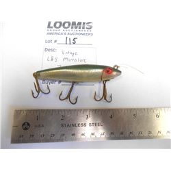 VINTAGE L & S MIRROLURE 7M18 FISHING LURE