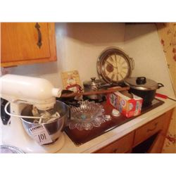 KITCHEN AID MIXER BULK LOT