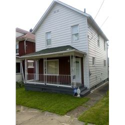 Real Estate Located At: 1050 Baldwin Ave., Sharon, PA