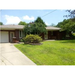 Real Estate Located At: 321 E. Judy Lynn Dr., Farrell, PA