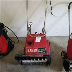 TORO SNOW BLOWER S-620 ELECTRIC START