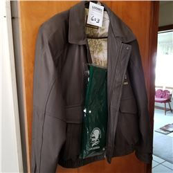 NORTH AMERICA LIFE MEMBER XL JACKET AND BLANKET