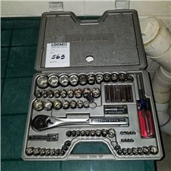 CRAFTSMAN USA SOCKET SET