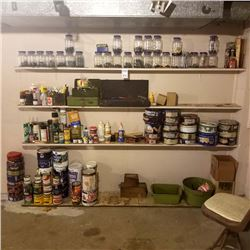 WALL SHELF LOT