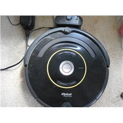 I ROBOT PROGRAMMABLE SWEEPER/ APROX $500.00 NEW