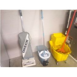 ORECK SWEEPER & LOT