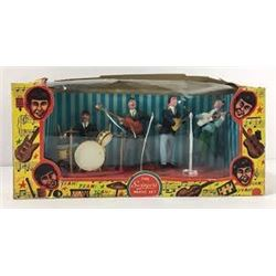 1960 SINGING GROUP (BEATLES) BOXED FIGURE TOY