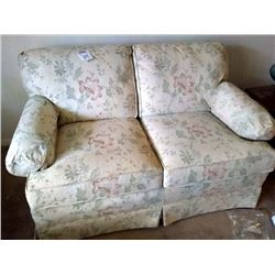 HIGHLAND HOUSE LOVESEAT, GOOD CONDITION