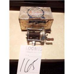 VINTAGE RANGER INC. CASTING REEL WITH ORIGINAL BOX
