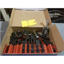 """Clamping Kit 1/2"""" with extra parts"""