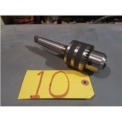 "Drill Chuck 1/32""to 5/8"" JT3"