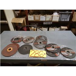 Assorted Grinding Disc 5""
