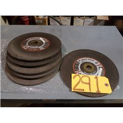 "Walter Grinding Disc 9"" x 1/4"" x 7/8"""