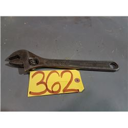 """Gedore No.91 Adjustable Wrench 3/4"""" x 12"""""""