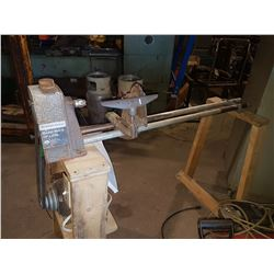"""Rockwell/Beaver 10"""" Lathe Model 46410 (tested) Motor 1/2HP 110/220v"""