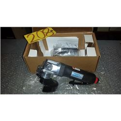 """New Eagle Industries 4"""" Air powered Angle Grinder model 5194EC"""