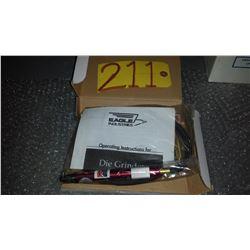 """New Eagle Industries 1/8"""" Collet Pencil Grinder model 5000"""